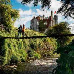 Birr Castle, Co. Offaly The Drawbridge